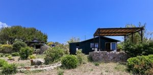 holiday in sardinia, lodges and rentals with seaview in sardinia