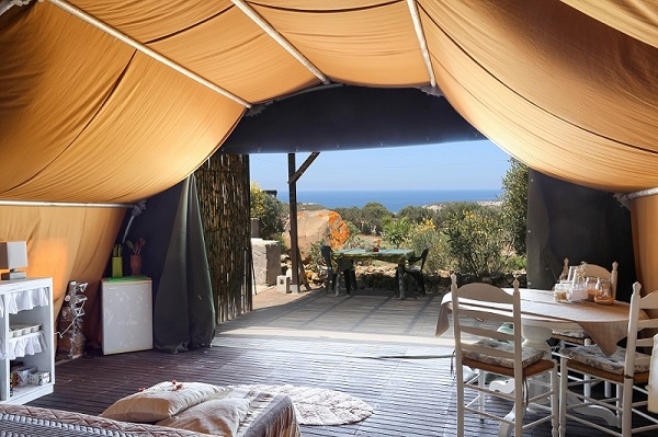 Safari lodge Sardinia